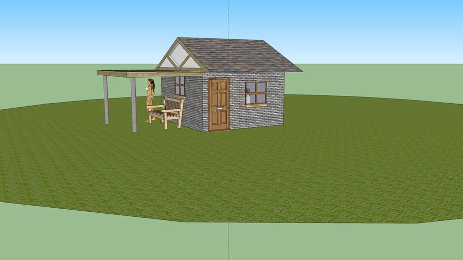 Laura Croft's Cottage