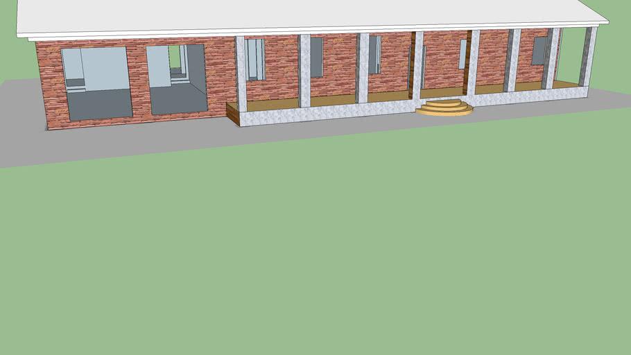 Floor Plan Roof B