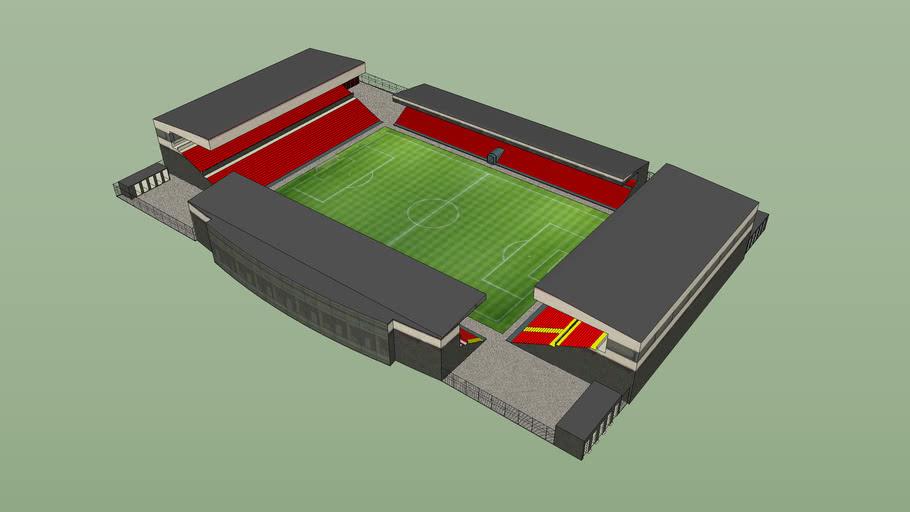 new kidderminster fc stadium (fantasy)