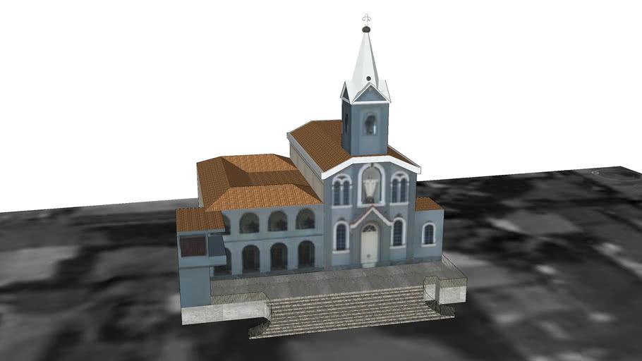 Paróquia Nossa Senhora da Conceição - Our Lady of Conception's Mother Church