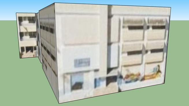 Building in Notios Tomeas Athinon, Greece
