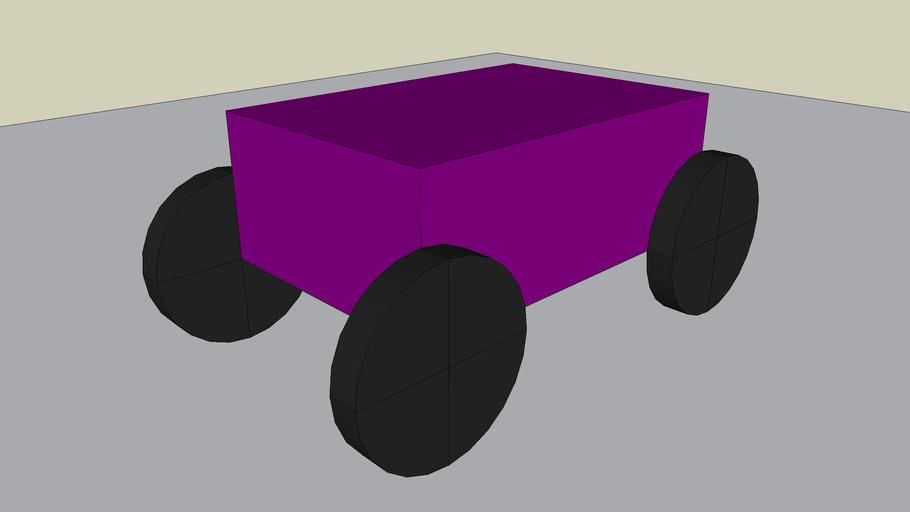 SketchyPhysics Toy Car