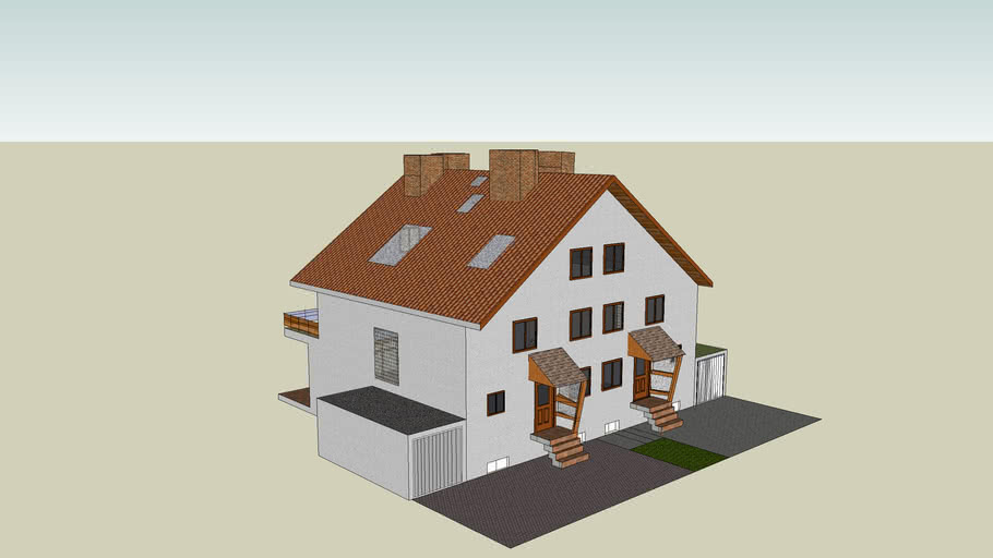 Doppelhaus Hattersheim Okriftel