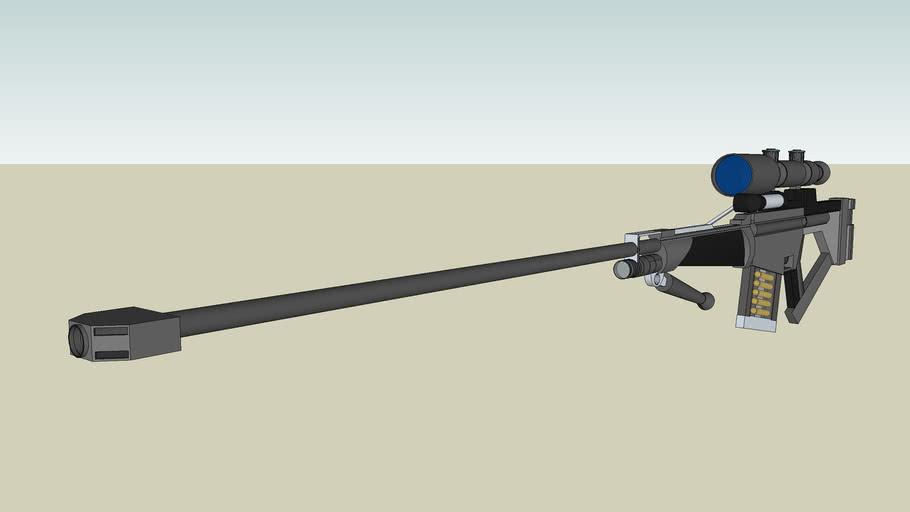 KXM557. Sharpshooter