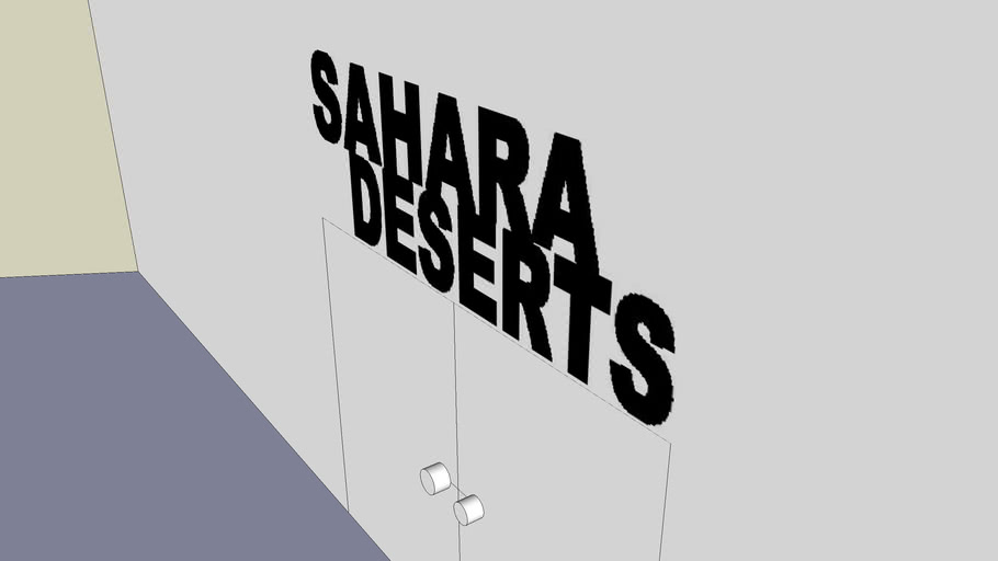 SD HOUSE by Sahara Deserts