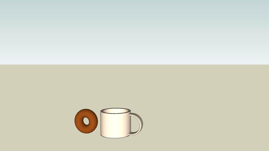Coffee N' Donut
