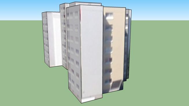 安斯菲尔登 奥地利的建筑模型