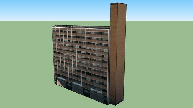 Building in Victoria 3052, Australia