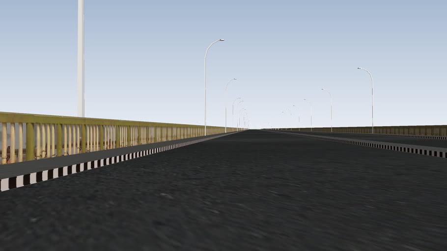 Swami Vivekanand Bridge Surat