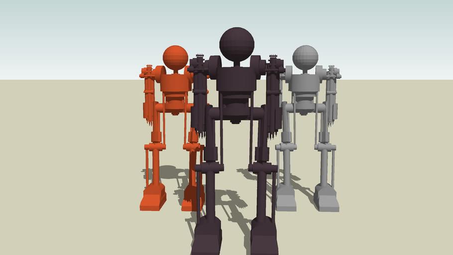 robots centinelas