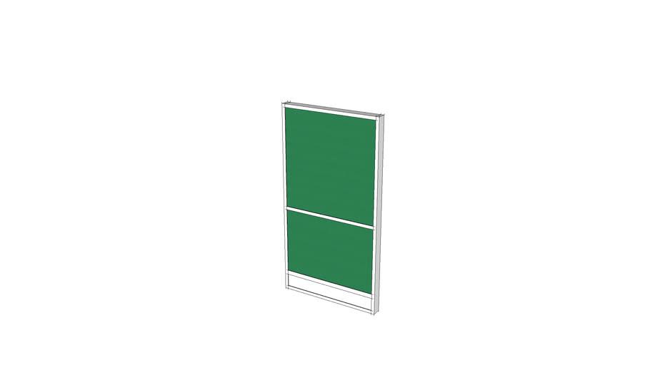 Floor screen Offizz