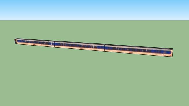 Mooie trein
