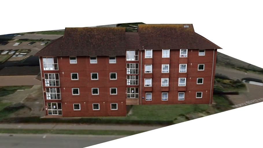 Rowe House, University of Exeter (Streatham Campus) 03