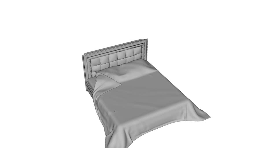 Modern Bed (High Quality)
