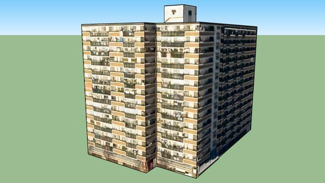 UR都市機構さざなみプラザ第7・30号棟-2