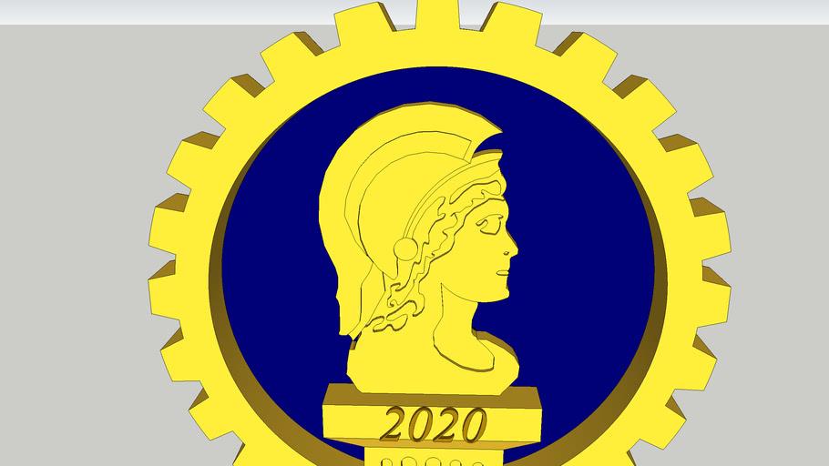 Logo Engenharia Civil 3D