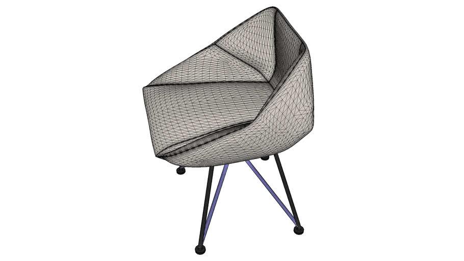 Bonaldo Stone Swivel Task Chair