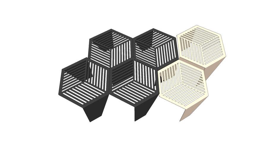 Mesa Duetto - Danilo Vale Design