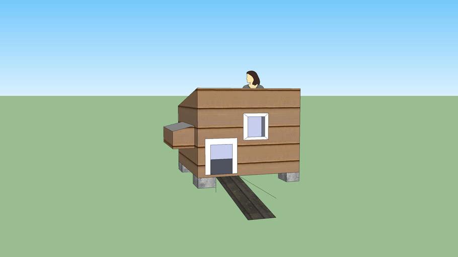 Chicken house test