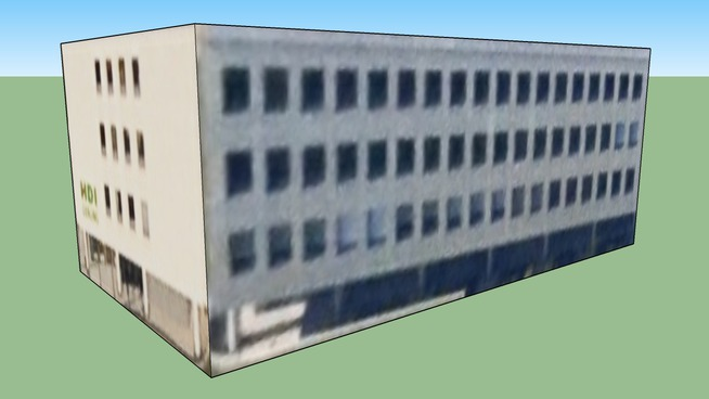 Verwaltungsgebäude HDI Dortmund, Deutschland
