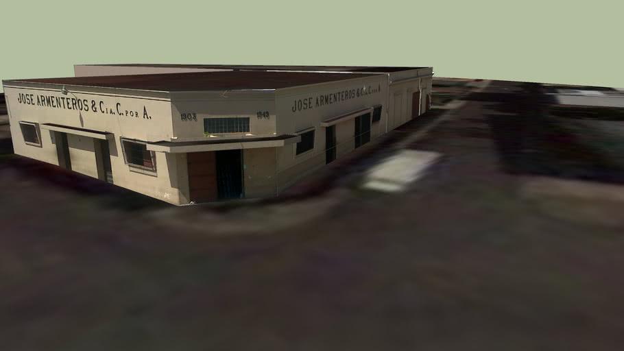 Edificio Jose Armenteros m56