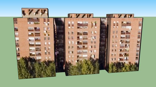 Calle de Fuente de Piedra 7, 28018 Madrid, España