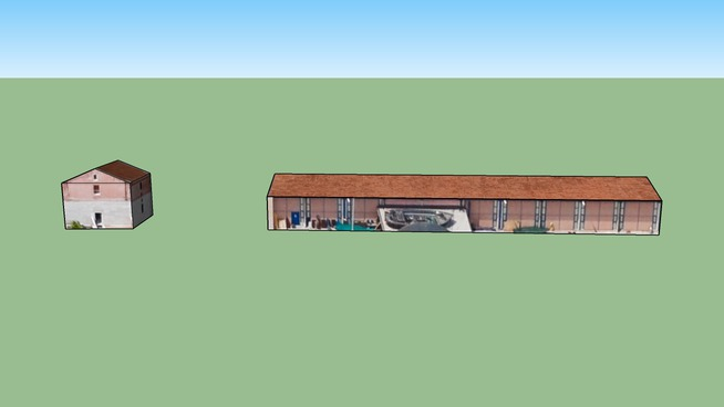 Modello dell'edificio