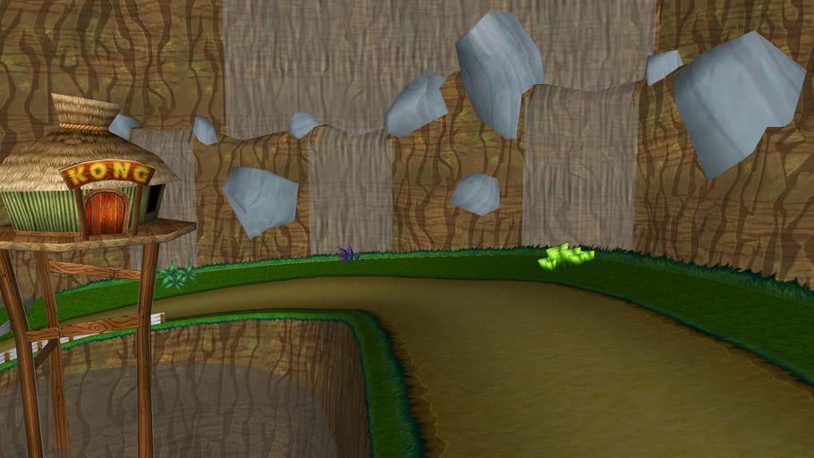 DK Jungle (Mario Kart 7)