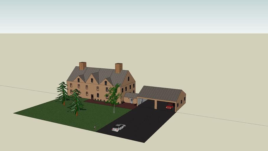 Brown House (My Gradmas Home)