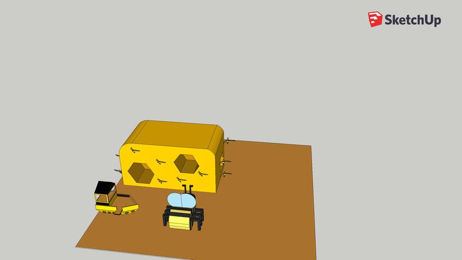 \\ Bee Playground //