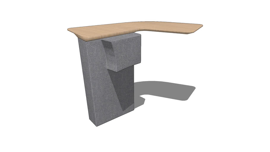 AWAY FROM THE DESK AD-62 LC Table