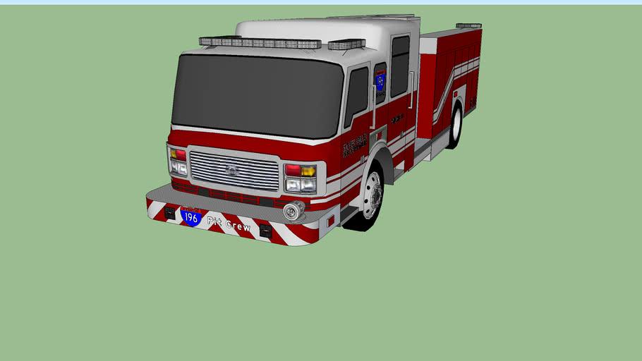 Silver Valley FD Engine 11