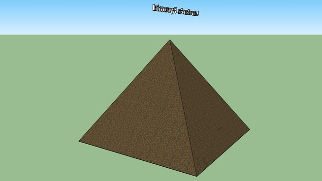 """The Great Pyramid"""