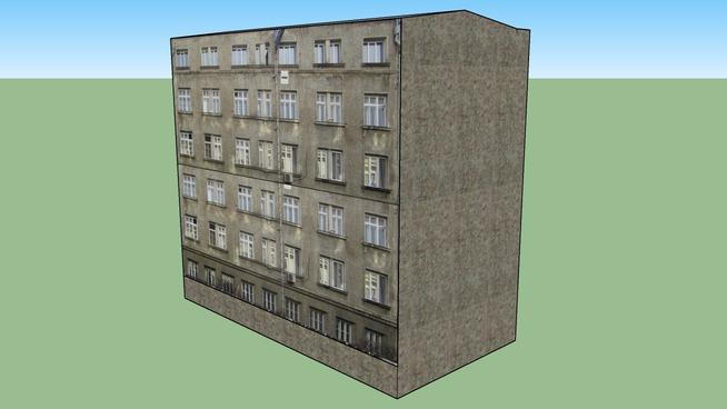 Building on Saborna street