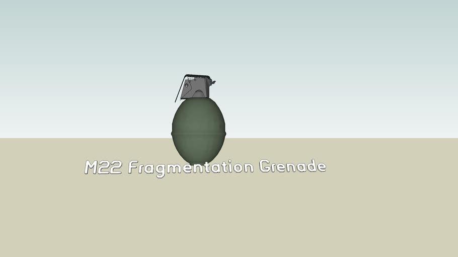 M22 Frag Grenade