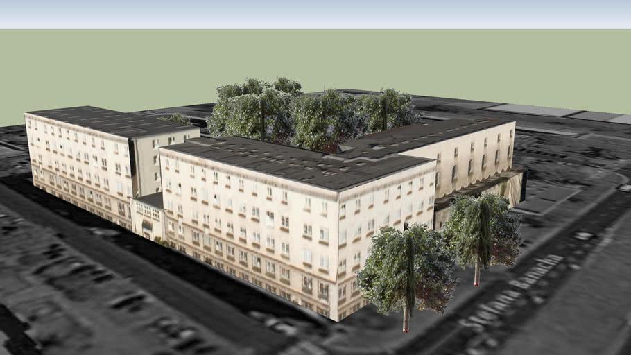 Universidad de Varsovia, Facultad de Matemática Informática y Mecánica.