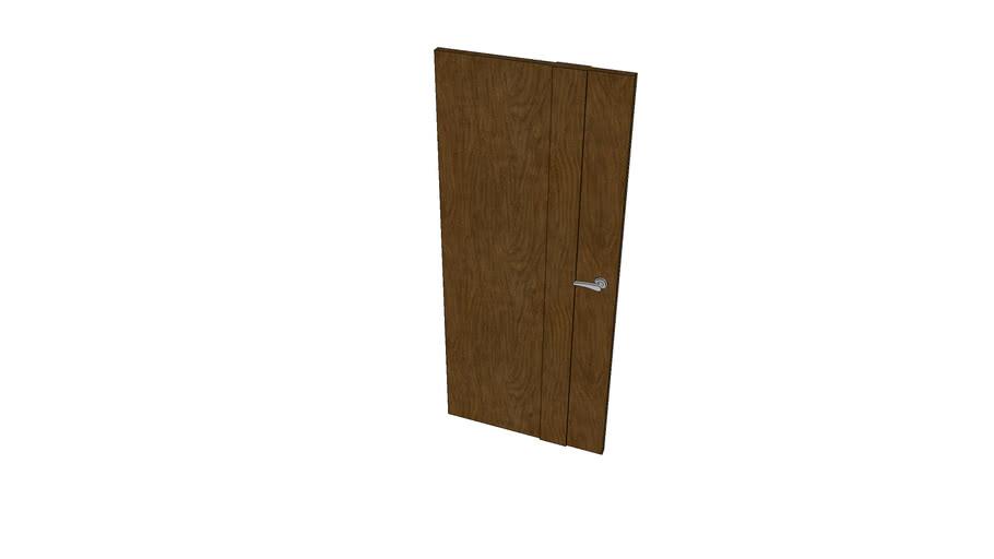 Puerta cerrada del Reno