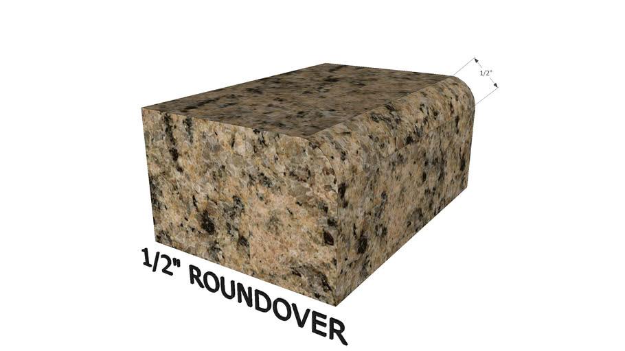 """1/2"""" Roundover"""
