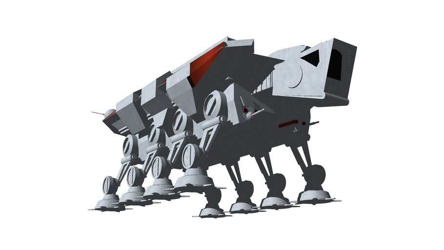 AT-OT ( All Terrain Open Transport )