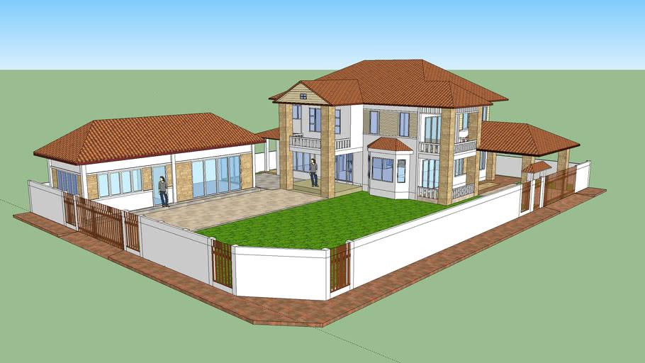 บ้านสัมมากร