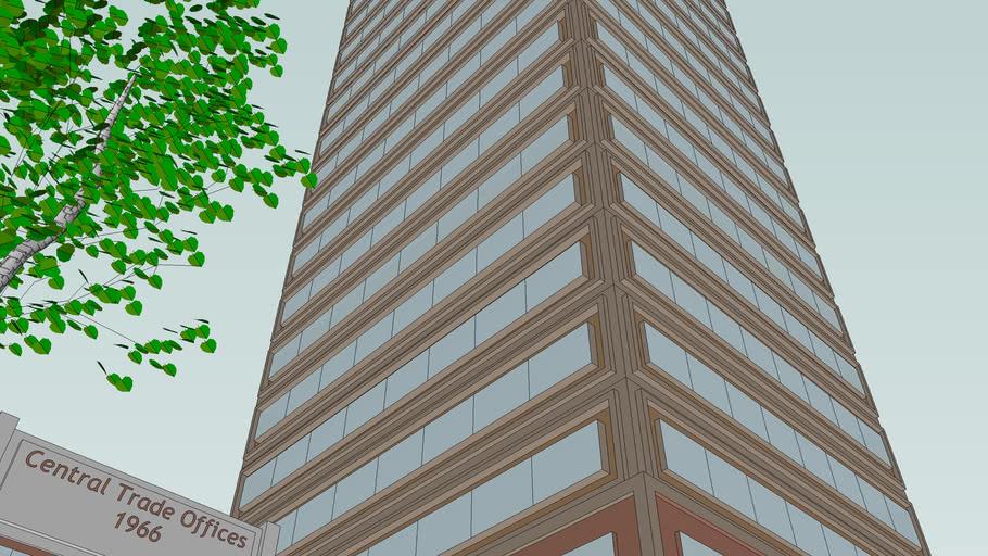 Central Trade Offices (60's Skyscraper 2)