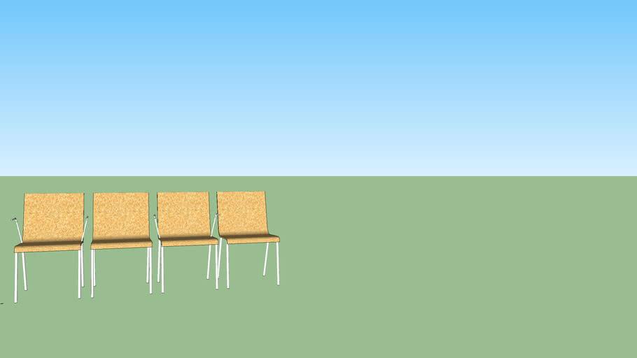 VCNK - Židle spojovací