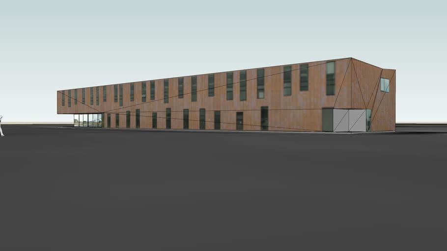 Bureaux du Port Autonome - Agence Roulleau Architectes