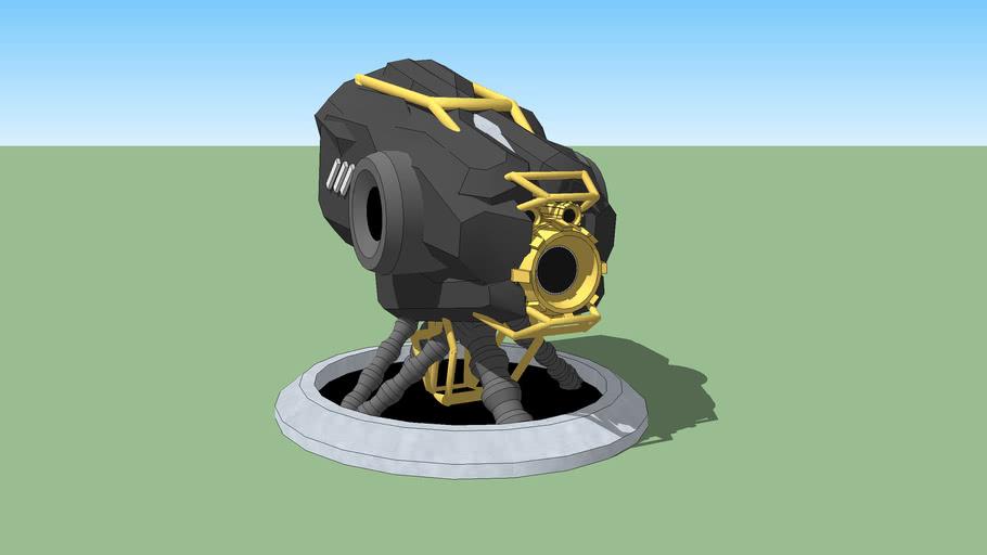 Robot PP head