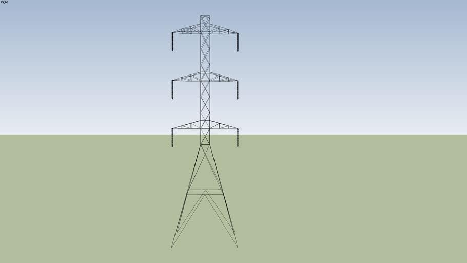 L2 Transmision Pylon (complete)