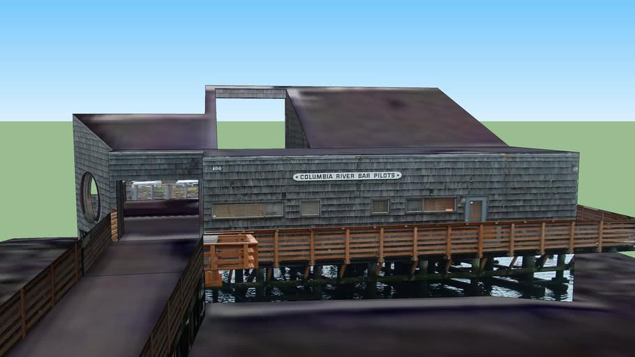 Columbia River bar pilots Building