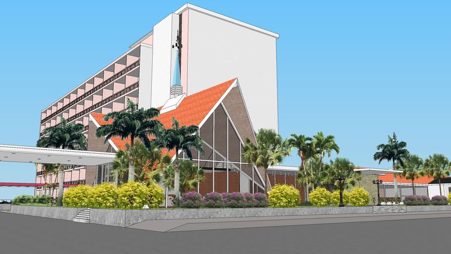 Orange Palms Resort- Fully Furnished