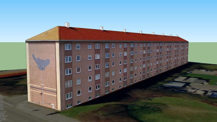 Hjortøgade 2-16