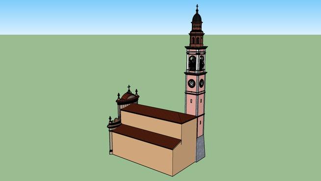 Chiesa parrocchiale di Pianello Val Tidone