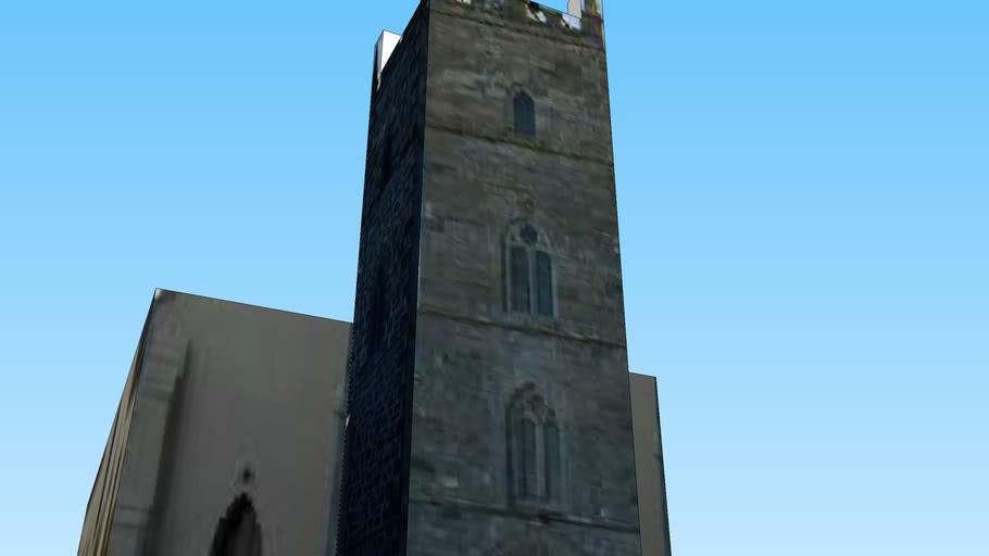 St. John the Baptist Church, Knock